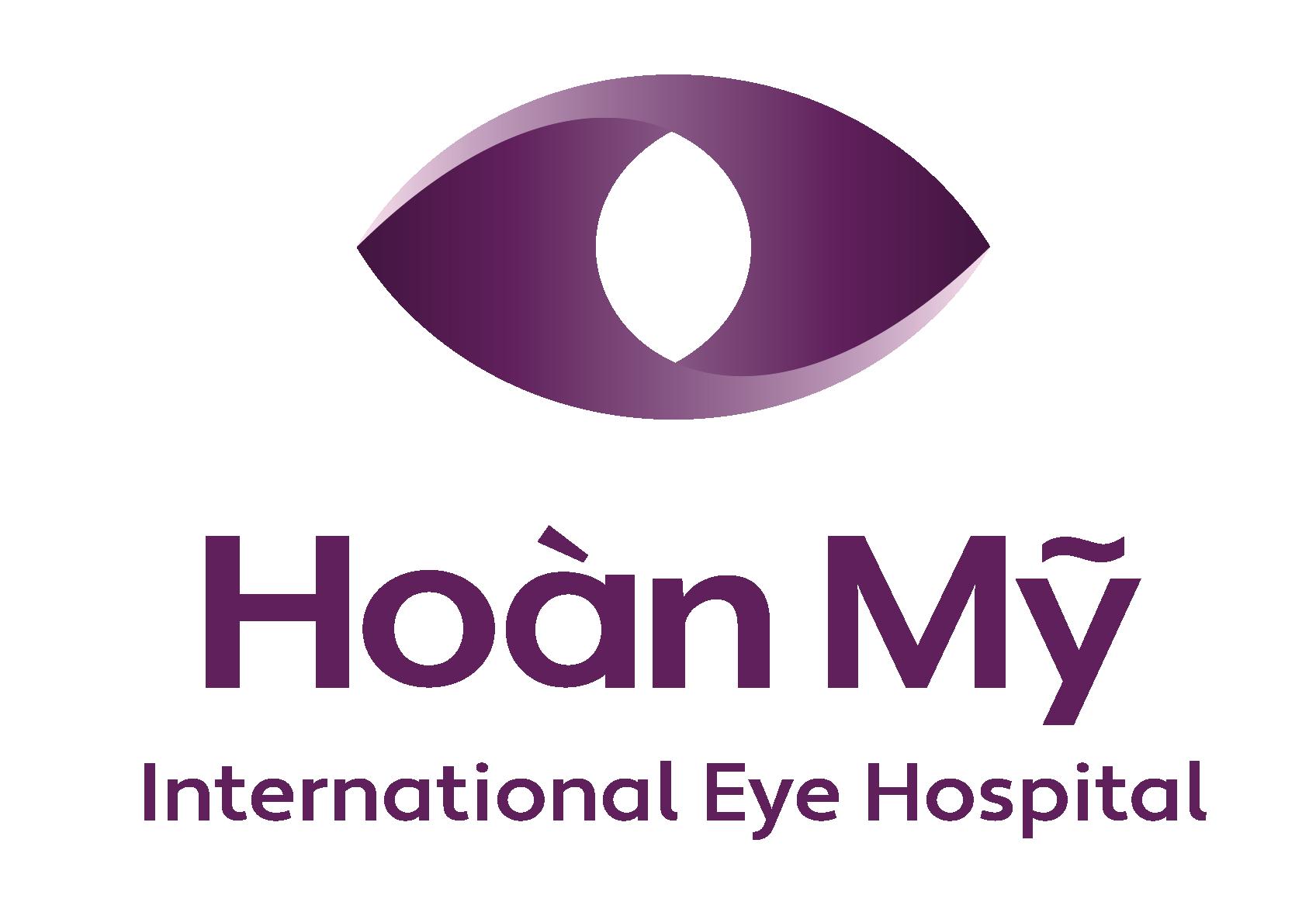 Bệnh viện Mắt quốc tế Hoàn Mỹ Logo