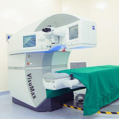 Hệ thống máy Phẫu thuật Femtosecond và Smile