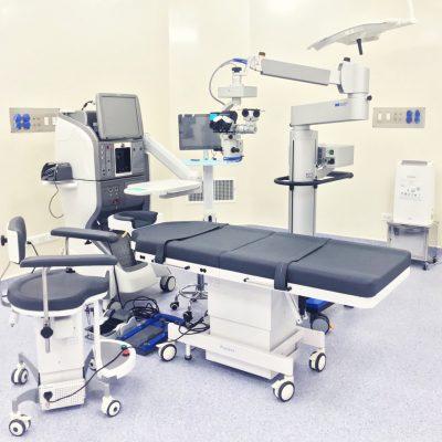 Hệ thống phẫu thuật Phaco